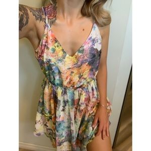 Small, Forever 21 exclusive, babydoll dress